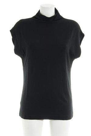 Drykorn Turtleneck Shirt black casual look