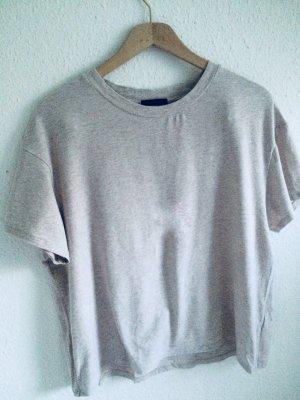 Drykorn T-shirt marrone-grigio
