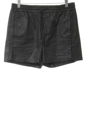 Drykorn Shorts nero stile da moda di strada