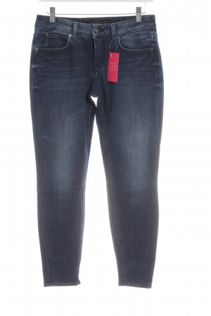 Drykorn Skinny jeans blauw casual uitstraling