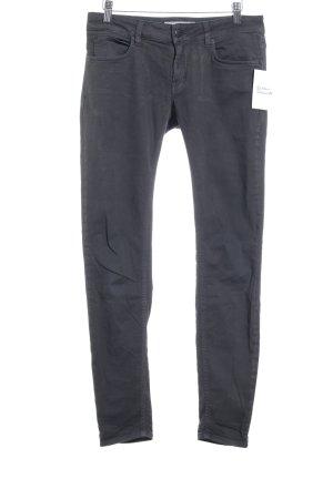 Drykorn Skinny Jeans dunkelgrau Casual-Look