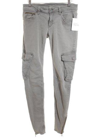 Drykorn Skinny Jeans grau Casual-Look