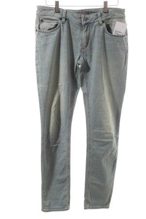 Drykorn Skinny Jeans hellblau Casual-Look