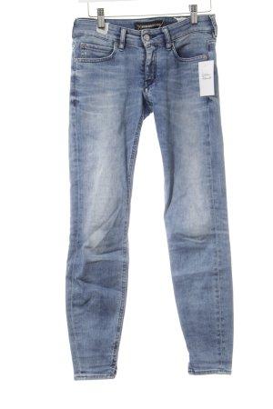 Drykorn Skinny Jeans himmelblau-stahlblau Casual-Look