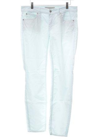 Drykorn Slim Jeans türkis Casual-Look