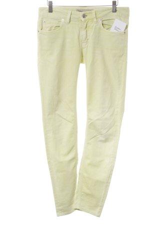 Drykorn Slim Jeans blassgrün Casual-Look