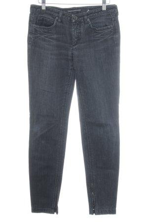 Drykorn Slim Jeans dunkelgrau Casual-Look