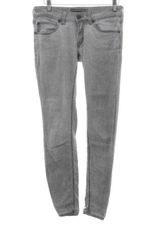 Drykorn Jeans slim fit grigio chiaro stile casual