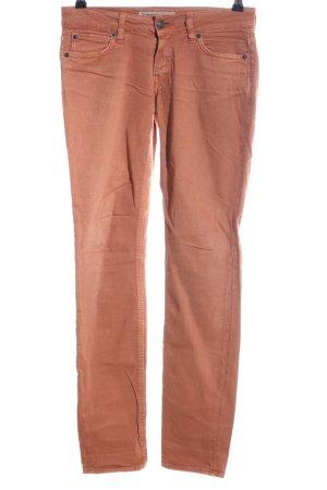 Drykorn Slim Jeans hellorange Casual-Look