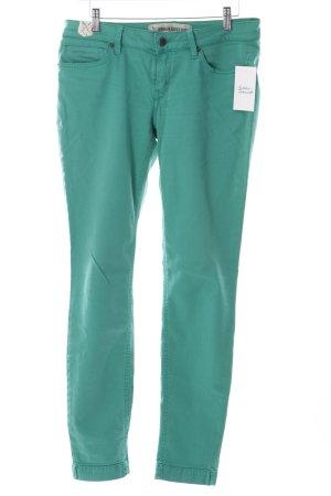 Drykorn Slim Jeans grün Casual-Look