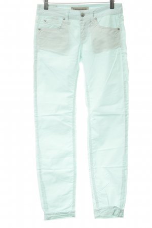 Drykorn Slim Jeans mint-türkis Casual-Look