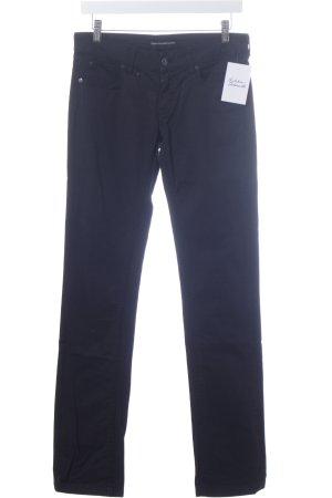 Drykorn Slim Jeans schwarz schlichter Stil