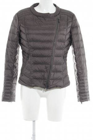 Drykorn Steppjacke taupe Steppmuster Casual-Look