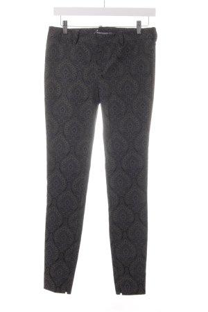 Drykorn Stoffen broek abstract patroon zakelijke stijl