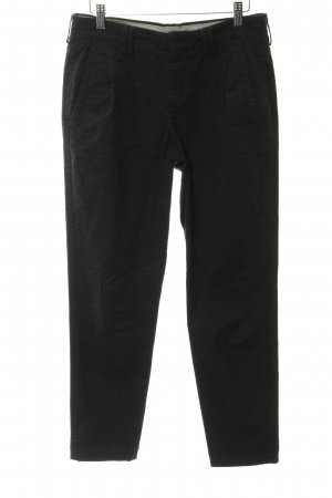 Drykorn Stoffhose anthrazit Business-Look