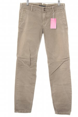 Drykorn Stoffhose camel Casual-Look