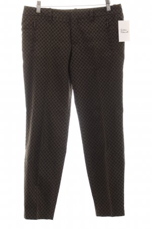 Drykorn Stoffhose grafisches Muster Casual-Look