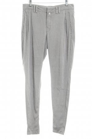 Drykorn Stoffen broek grijs zakelijke stijl