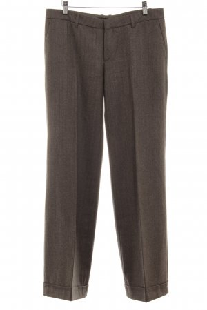 Drykorn Stoffhose Zackenmuster Business-Look