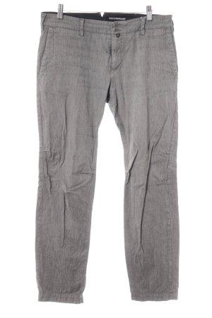 Drykorn Straight-Leg Jeans grau meliert Casual-Look