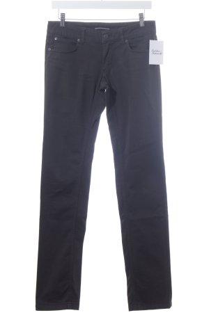 Drykorn Straight-Leg Jeans khaki schlichter Stil