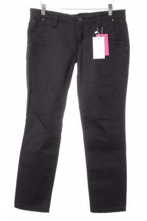 Drykorn Straight-Leg Jeans schwarz Casual-Look