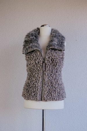 Drykorn Knitted Vest multicolored alpaca wool
