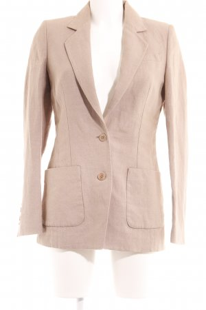 Drykorn Sweatblazer blasslila-graulila Business-Look