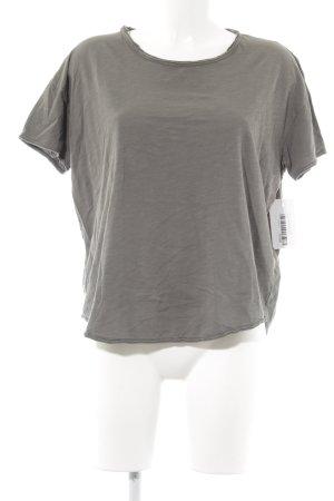 Drykorn T-Shirt khaki Casual-Look