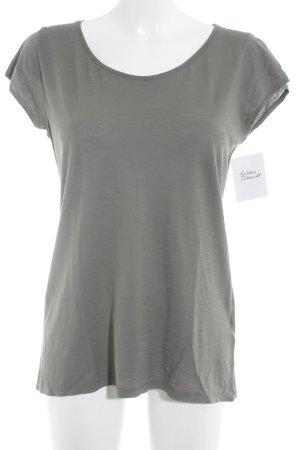 Drykorn T-shirt khaki atletische stijl