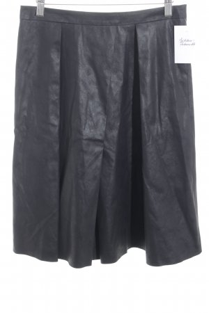 Drykorn Circle Skirt black-anthracite extravagant style