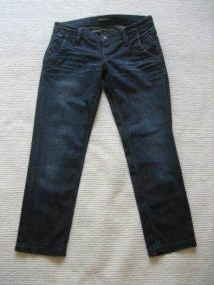 Drykorn Jeans 7/8 bleu foncé