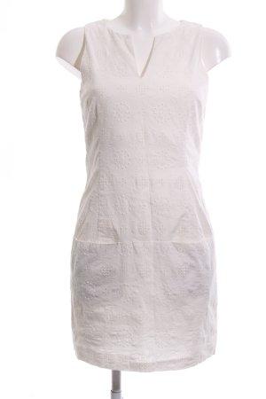 Drykorn Trägerkleid weiß Casual-Look