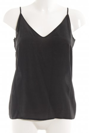 Drykorn Strappy Top black classic style