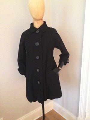 Drykorn Trenchcoat noir coton