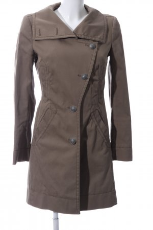 Drykorn Trenchcoat braun Business-Look