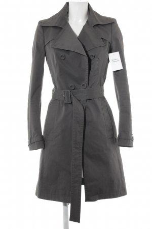 Drykorn Trenchcoat anthrazit Casual-Look