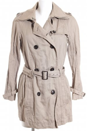 Drykorn Trenchcoat beige Brit-Look