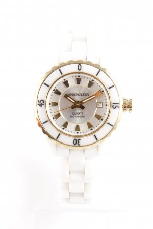 Watch With Metal Strap multicolored casual look