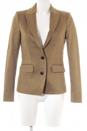 Drykorn Unisex-Blazer ocker Business-Look