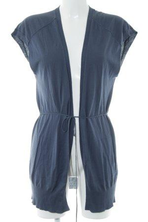 Drykorn Wraparound Shirt slate-gray casual look