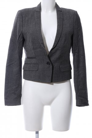 Drykorn Wool Blazer light grey flecked business style