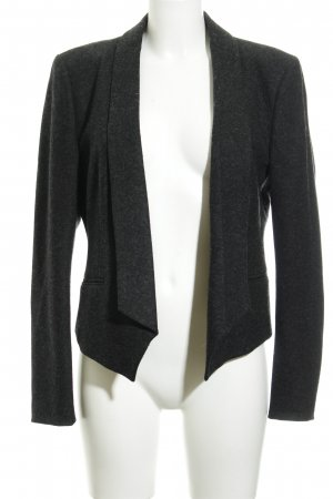 Drykorn Wool Blazer anthracite flecked business style