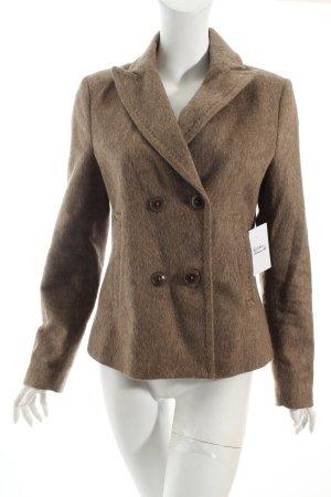 Drykorn Woll-Blazer beige klassischer Stil
