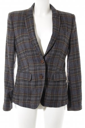 Drykorn Wool Blazer check pattern casual look