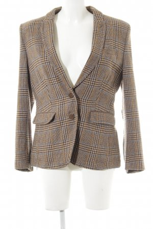 Drykorn Wool Blazer check pattern classic style