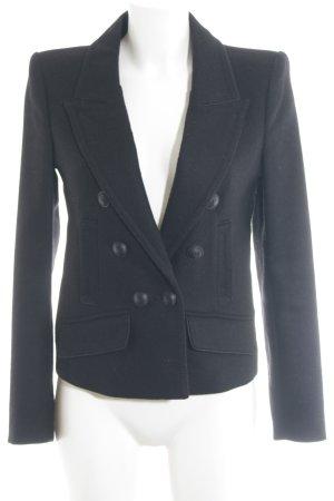 Drykorn Wool Blazer black casual look