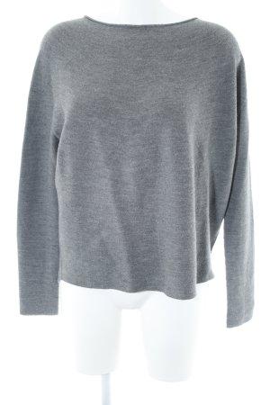 Drykorn Wollpullover grau Casual-Look