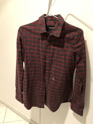 Dsquared Bluse Flanell