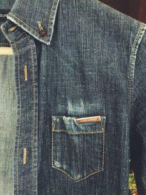 Dsquared Hemd aus jeans  für Damen